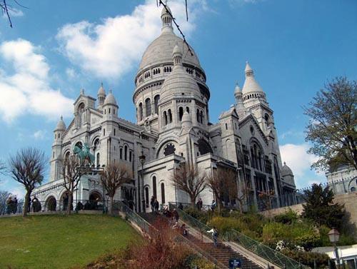 Hotel Les Jardin De Montmartre