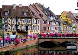 Colmar, Capital vinícola de Alsacia