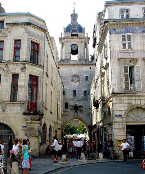 La Rochelle France  city photo : Una apacible ciudad situada en la costa oeste de Francia, La Rochelle ...
